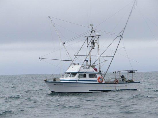 Charleston, Oregón: Cap'n Jack's Crab Shack
