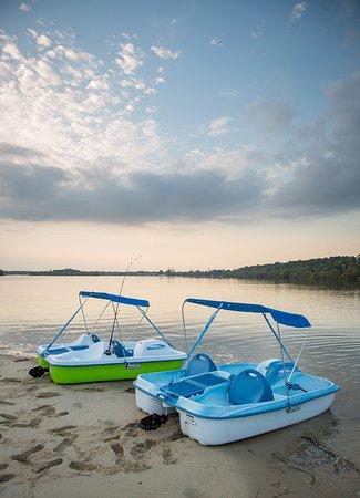 Yamba Pedal Boats