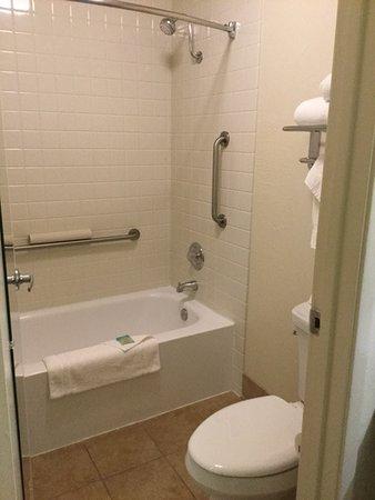 BEST WESTERN PLUS Hilltop Inn : Bathroom