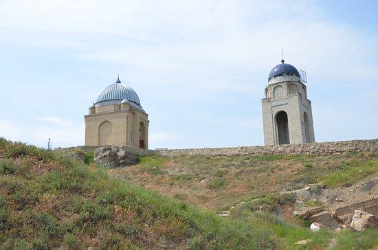 Taraz, Καζακστάν: Мавзолей Тектурмаса