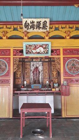 Bandaneira Chinese Temple