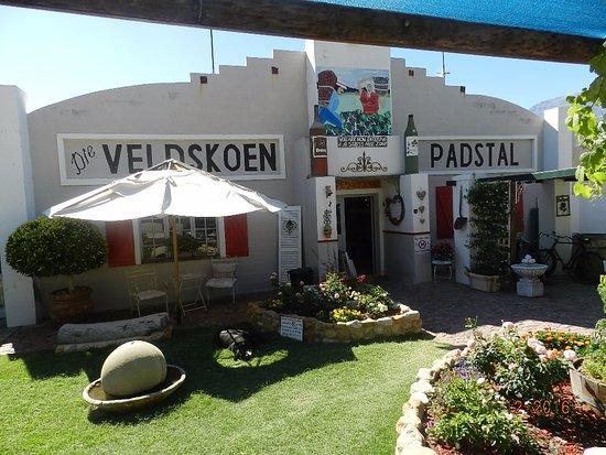 De Doorns, Νότια Αφρική: Oasis Enroute.....