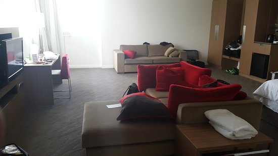 Novotel Sydney Rooty Hill: 1 King bedroom
