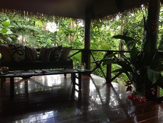 Qamea Resort And Spa Fiji: The Jungle Spa