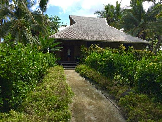 Qamea Resort And Spa Fiji: Royal Beach House..... Qio.