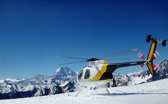 Tekapo Helicopters -  Tours