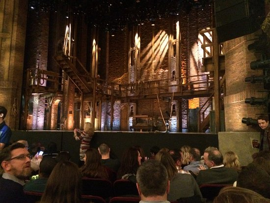 19 Elegant Chicago Private Bank theater Seat View