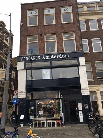 Pancakes Amsterdam Foto