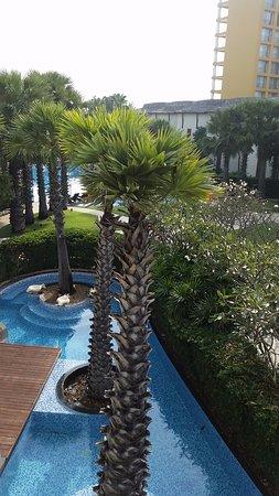 إنتركونتننتال هوا هين ريزورت: view from room 5305