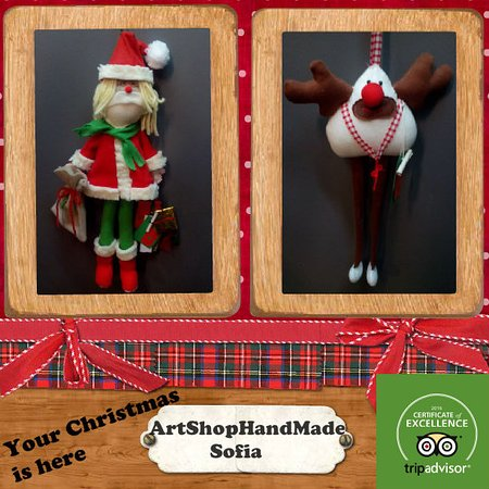 art shop hand made welcome your christmas is here with the best presents
