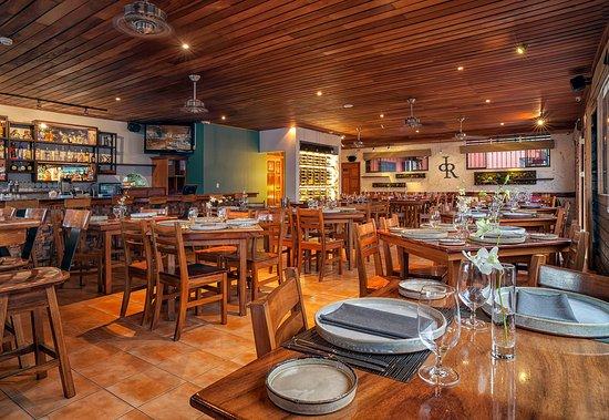 Restaurante Don Rufino: dining room