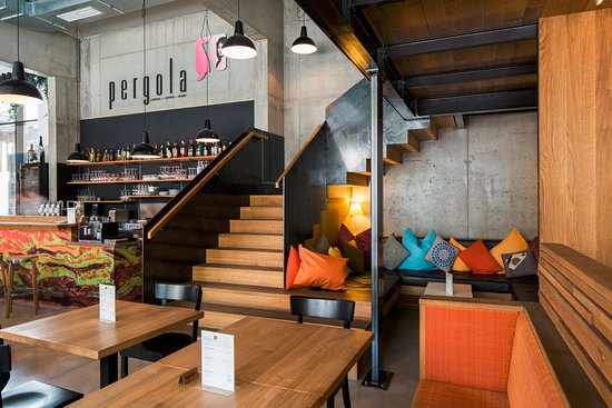 Good Support Restaurant For The Zeitgeist Hotel Review Of Lokal