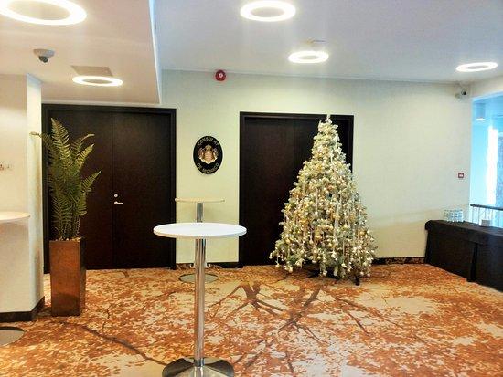 Nordic Hotel Forum: Ёлочка