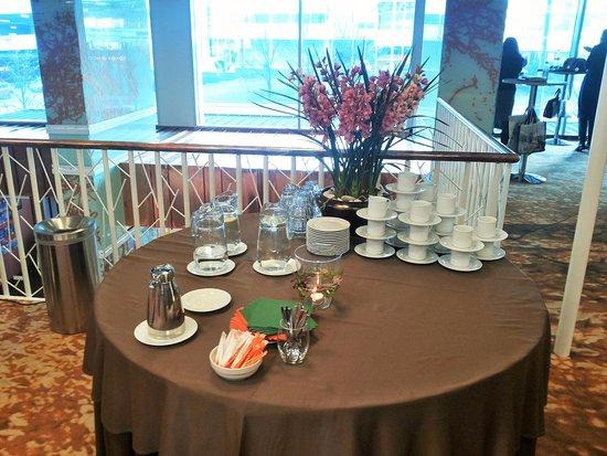 Nordic Hotel Forum: Кофе