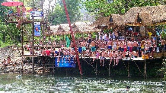 Vang Vieng Rock Backpackers Hostel