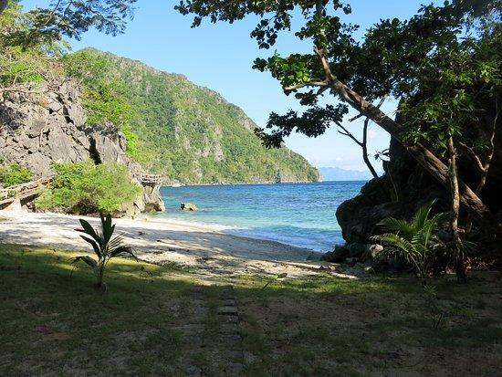 Sangat Island Dive Resort: Vue de la Villa privée