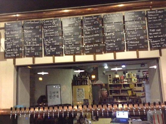 La Mise en Biere