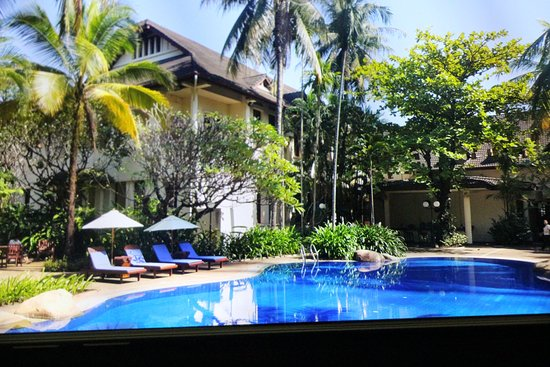 La Belle Epoque : The Tropical Resort Swimming Pool