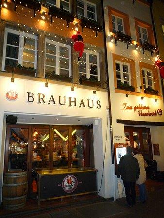 Brauhaus Zum Goldenen Handwerk Düsseldorf