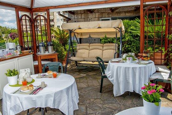 Villa Concetta: Prima colazione