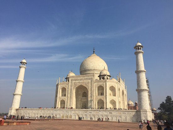 Taj Mahal Same Day Tour