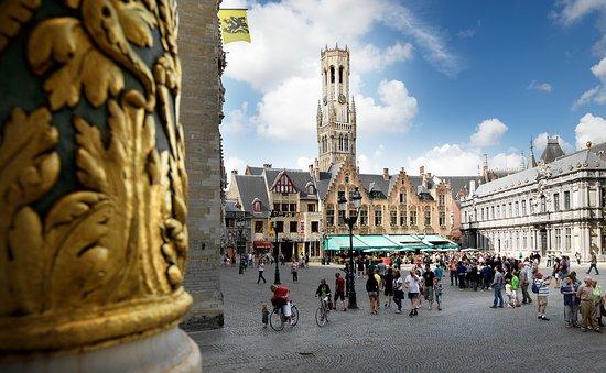 Flanders, Belgium: Belfry, Bruges