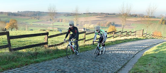 Flandes, Bélgica: The Flemish Ardennes, heaven for cyclists