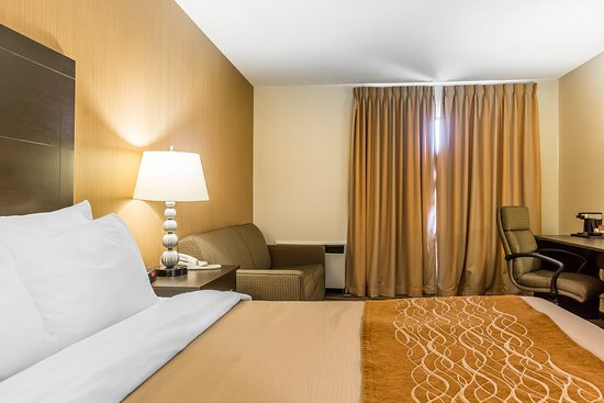 Barrie, Canada: Guest Room