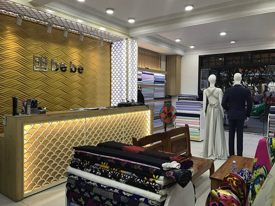 Bebe ClothShop - Tailor