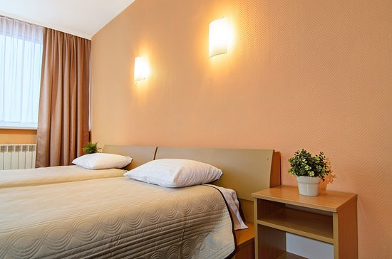 double room two separate beds picture of hotel zemaites vilnius tripadvisor