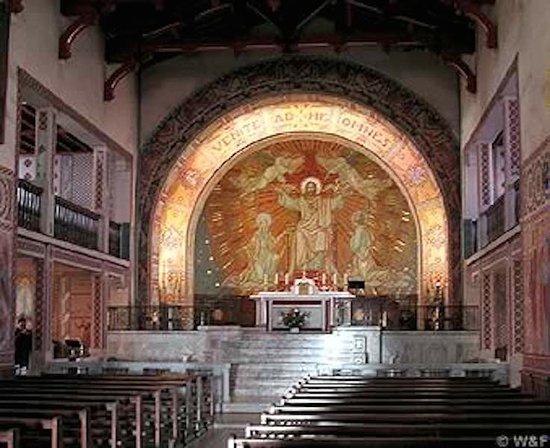 Chapelle du Sacré-Cœur.