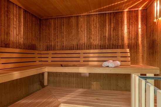 Good Morning+ Nykoping: Sauna