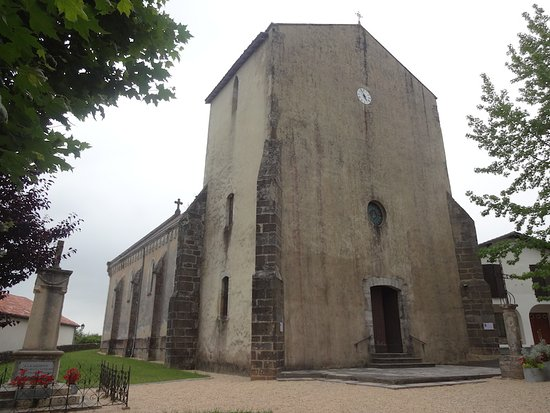 Eglise Saint-Sauveur.