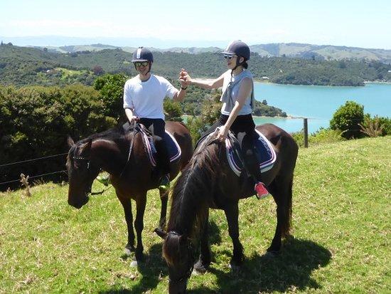 Wyspa Waiheke, Nowa Zelandia: More than one beginner!!! We all enjoyed!!!