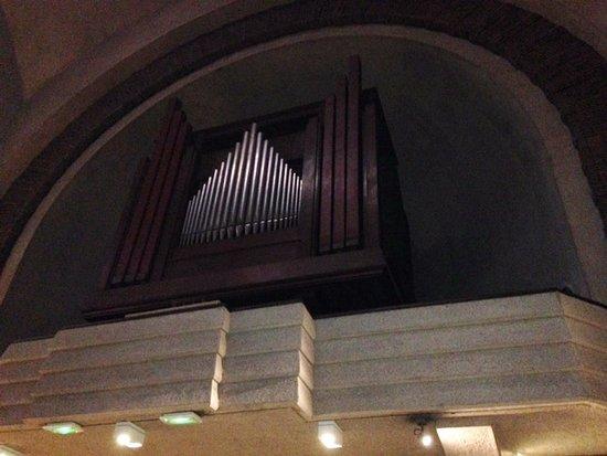 L  Eglise Sainte-Odile: Les orgues