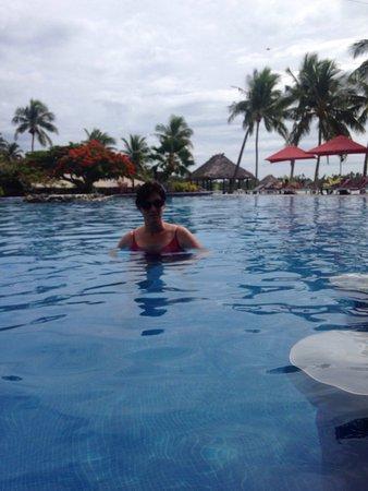 Musket Cove Island Resort: Surroundings