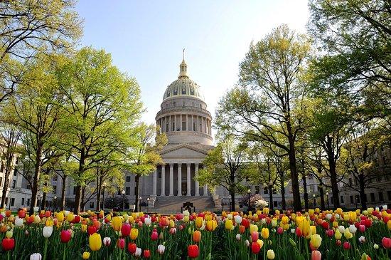 ชาร์ลสตัน, เวสต์เวอร์จิเนีย: West Virginia Capitol Building