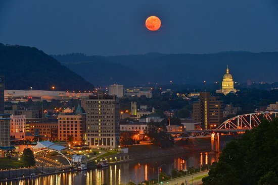 Downtown Charleston, WV