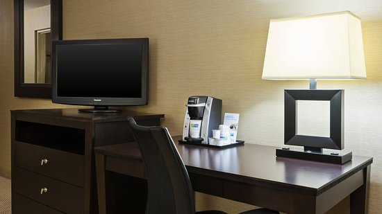 Charleston, Virginia Occidental: Guest Room Desk