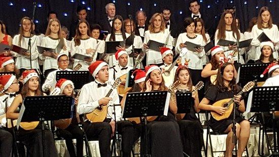 Madeira Mandolin Orchestra : Mandolinenchor mit dem Kammerchor Madeira