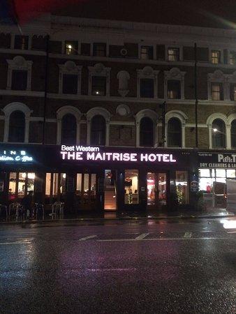 BEST WESTERN Maitrise Hotel Bild
