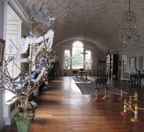 Burton Agnes, UK: Long Gallery