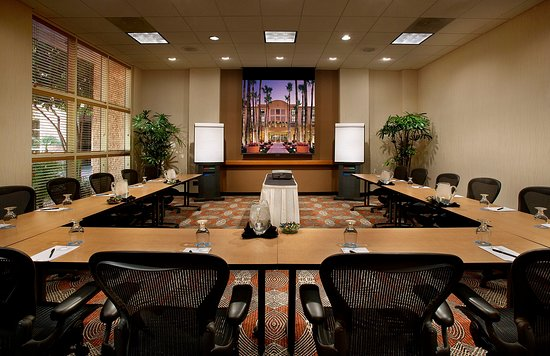 Tempe Mission Palms Hotel and Conference Center: tempe_meeting_campanille