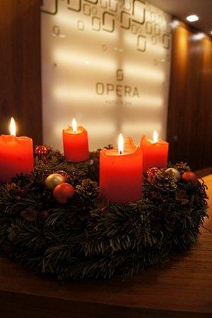 opera hotel spa christmas feeling