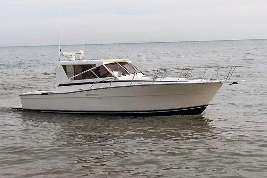 Algoma, WI: New boat for 2017  - Kinndred www.kinnskatch.com