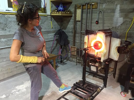 Olya's Hot Glass Studio