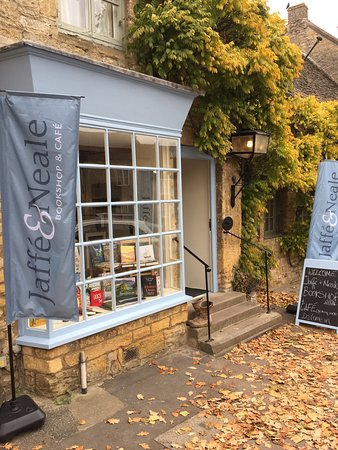 Jaffe & Neale Bookshop and Cafe Stow