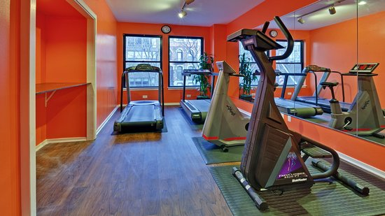 Hotel Indigo Chicago Downtown Gold Coast: Fitness Center