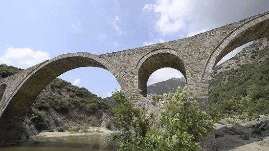 Aqueduct of Feres