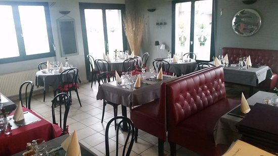 Restaurant La Table D Oliv Le Quesnoy